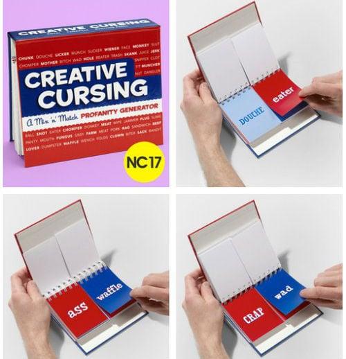creative cursing game