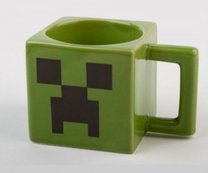 Minecraft Creeper Mug – Perfect for any coffee addicted minecraft fan