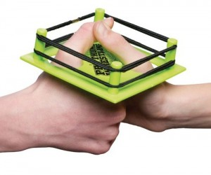 Thumb Wrestling Arena – It makes thumb wrestling that much more fun when you have an arena to do it in.