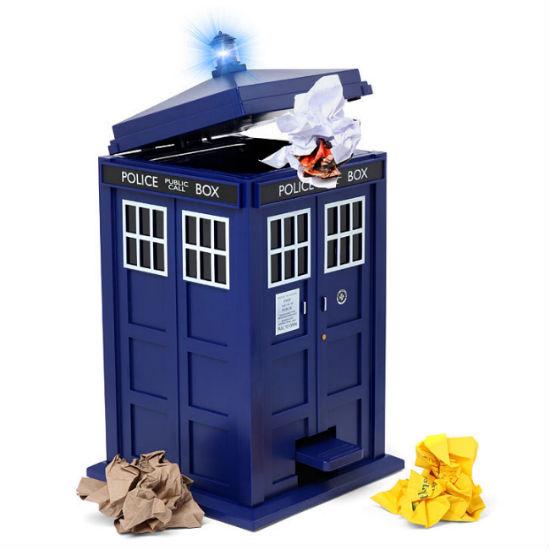 tardis waste basket 2