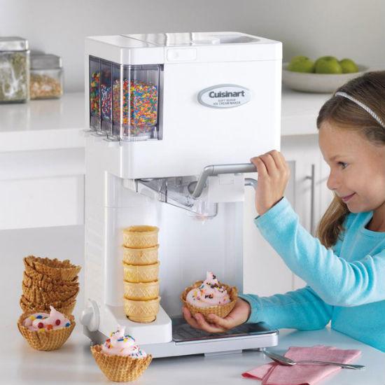 gadgets grasaffinity máquina de hacer helados