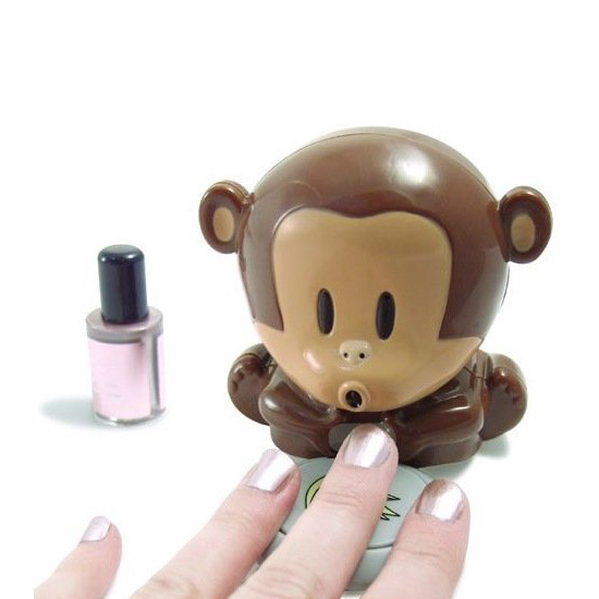 Monkey Nail Dryer Shut Up And Take My Money