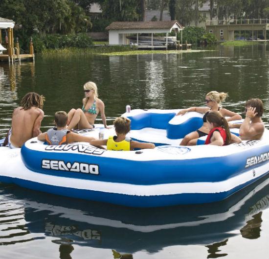8 person raft