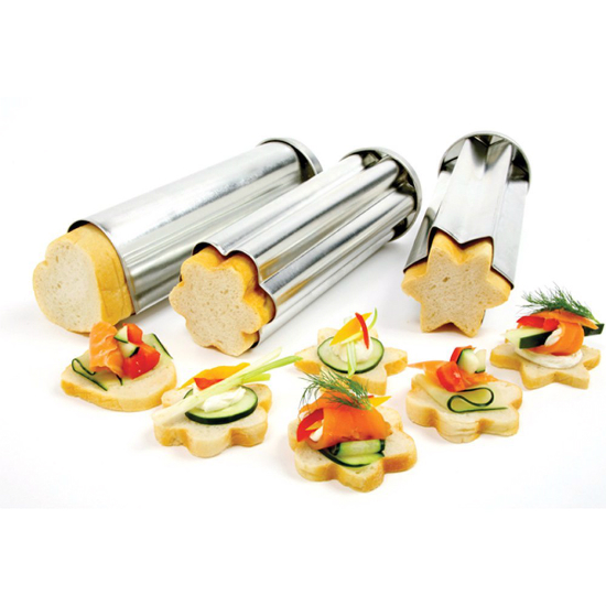 Canape bread mold set shut up and take my money for Canape bread mold set