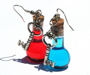 Health and Mana Earrings – It's always a good idea to carry an extra health and mana potion on you even if you have to hang them from your ears. […]