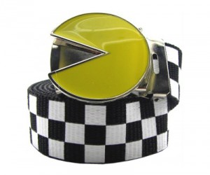 I could just imagine a ghost hunter wearing this belt buckle while on the job, now that would be funny.