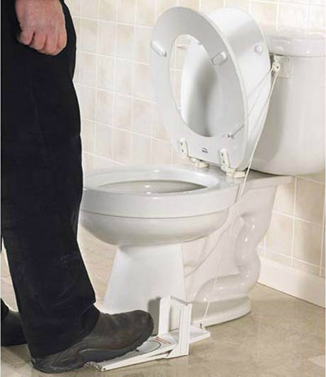 Toilet Seat Lifter | Shut Up And Take My Money