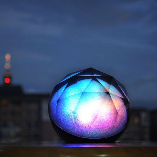Wireless Color Changing Speaker Shut Up And Take My Money