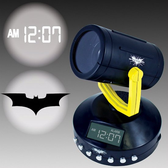 Batman Signal Projection Clock Shut Up And Take My Money
