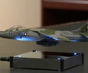 Levitating Platform – Display your most cherished items in mid air!