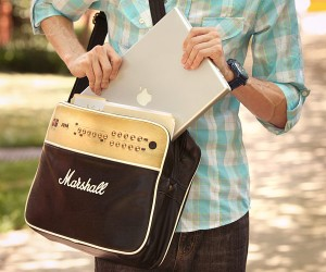 Marshall Amp Bag – Rock out with this beautifully designed marshall tote bag.