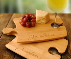 Bamboo Puzzle Cutting Board – A perfect fit for anyone's kitchen