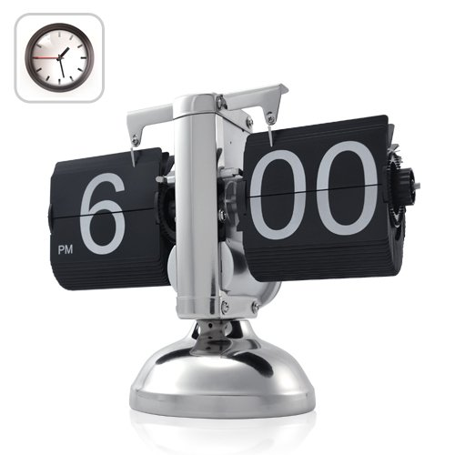 retro flip down clock shut up and take my money