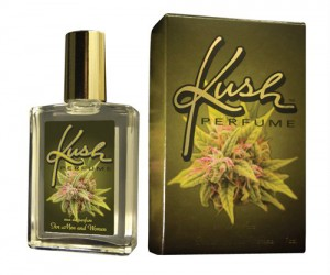 Cannabis Scented Perfume – Here's your chance to smell like everyone's favorite recreational drug.