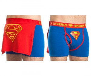 Any guy will feel like the man of steel in these boxer briefs!