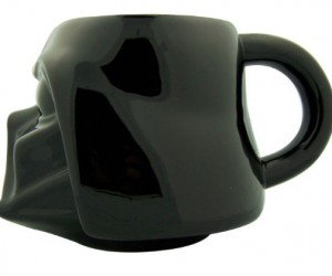 Darth Vader Mug – Enjoy your coffee how Darth Vader would on the Dark Side.