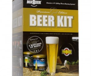 Premium Beer Making Kit – The perfect gift for the home-brewing enthusiast.