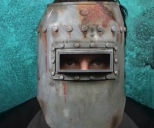 Splicer Welding Mask – Welding masks are creepy enough to begin with, but a replica from Bioshock!? Spooky!
