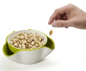Double Dish – No need to make your table look gross with a separate bowl full of slobbered on food discards now you can hide them right underneath the fresh snacks in […]