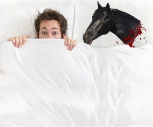 Horse Head Pillow Case – Most people don't have the time nor the energy to put a real horse head on someone's pillow (unless you're Vito Corleone) , so this will have […]