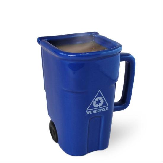 Recycling Bin Coffee Mug Shut Up And Take My Money