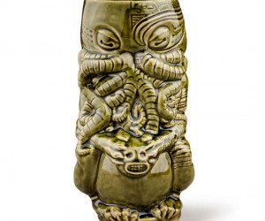 The Tiki Cthulhu Mug – H.P. Lovecraft's cup of choice.