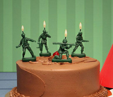 army man candles 2