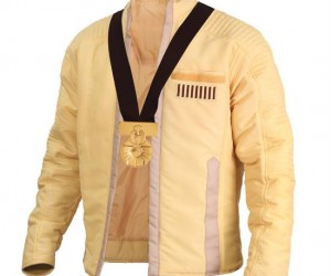 Star Wars Luke Skywalker Ceremonial Jacket – Now you can show off your Medal Of  Yavin