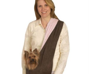Dog Sling – Sometime those little paws just can't walk as far as you…