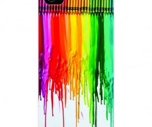 Dripping Crayons iPhone Case – Add a splash of color to your iPhone with this melting crayons case!