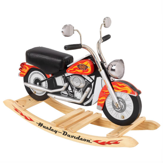 Harley Davidson Rocker Shut Up And Take My Money