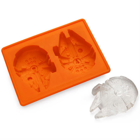 millenium falcon ice tray