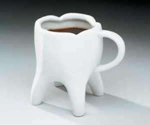 Molar Mug – A great gift for your dentist!