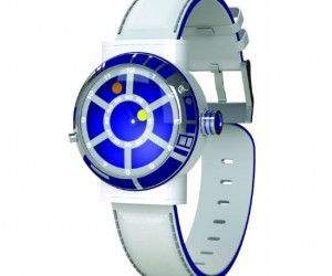 Star Wars R2D2 Watch – Now you can wear the power of a droid on your wrist – beep boop beep