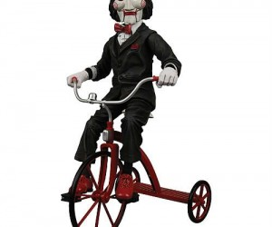 Saw Billy the Puppet Talking Figure – I want to play a game!