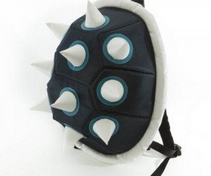 Spiked Koopa Shell Backpack – King Koopa's backpack of choice!