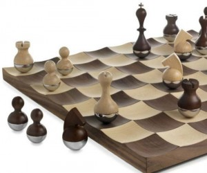 Wobble Chess – A modern twist on a classic game.