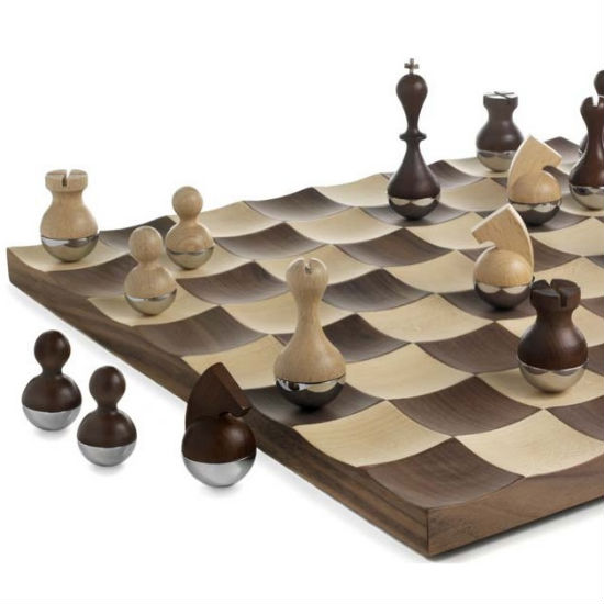 Wobble chess shut up and take my money - Wobble chess set ...