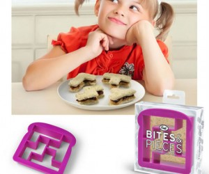 For the kids and kids at heart who love to play with their food!