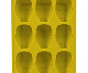 Iron Man Ice Cube Tray – Tony Stark is bringing the party to you!