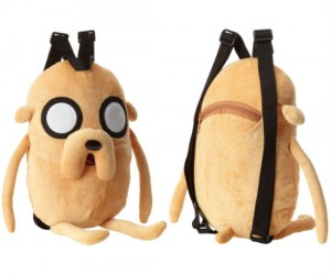 Jake The Dog Backpack  - Don't worry, your best friend Jake has your back!