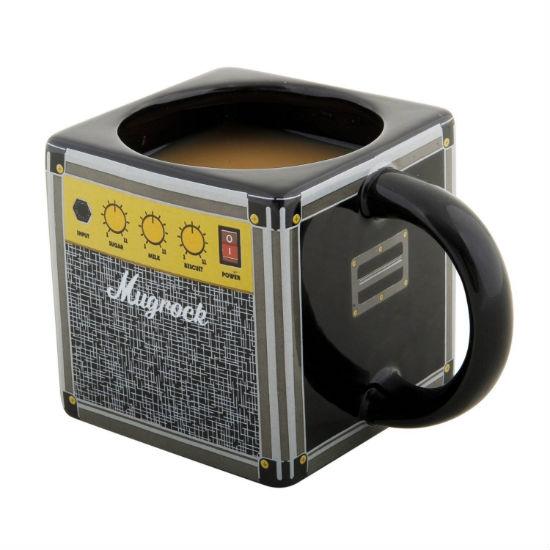 marshall amp mug