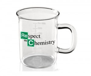 Respect Chemistry Breaking Bad Mug – Yeah science bitch!