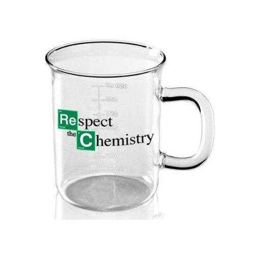 respect chemistry breaking bad mug