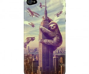 Live sloth die whenever with your very own Slothzilla iPhone case