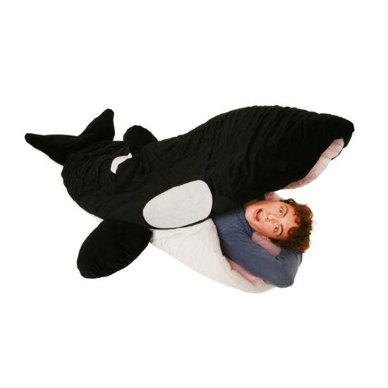 Snoreca orca sleeping bag who wouldn t want to sleep in the