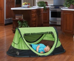 Toddler Tent – Sometimes the little ones just need a nap, with this tiny tent you can let them camp out wherever nap time strikes!