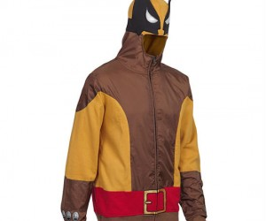 Wolverine Hoodie – Become Wolverine and maybe increase your healing factor… Uh, don't actually test that theory just in case it's not true.