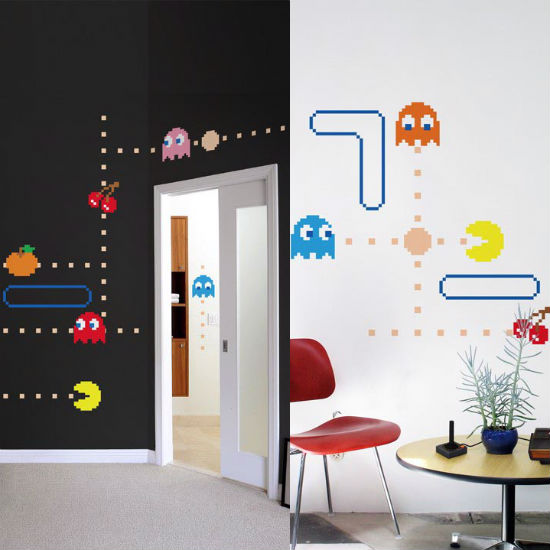 Pac Man Wall Decals Shut Up And Take My Money