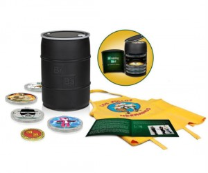 Breaking Bad The Complete Box Set  - Breaking Bad may have ended but the fun doesn't have to. The Complete Series Collector's Set Includes: